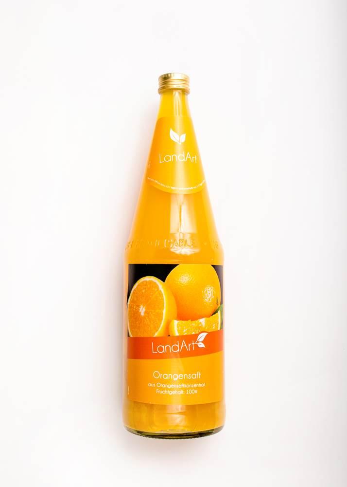 Landart Orangensaft MW