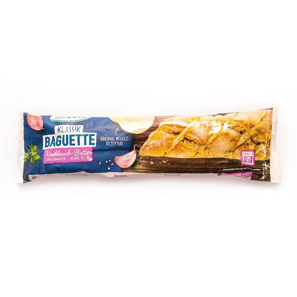 Meggle Knoblauch-Baguette