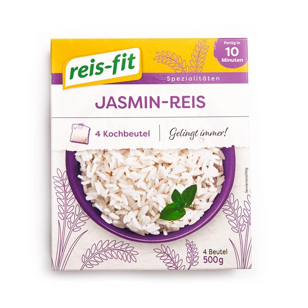 Reis-Fit Jasmin-Reis 4 Kochbeutel