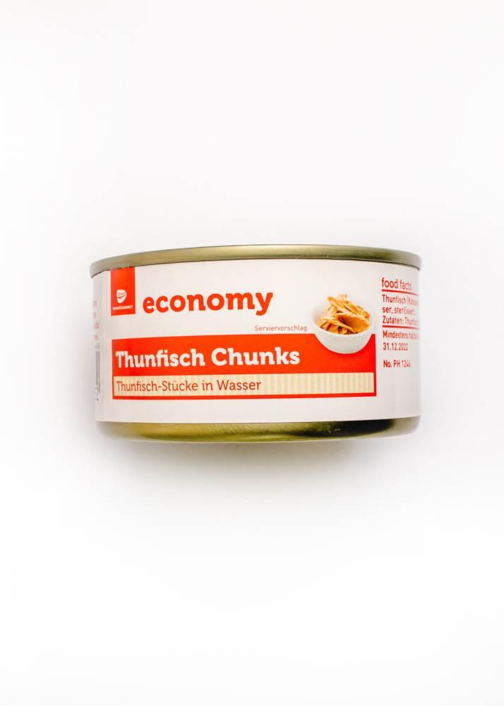 Thunfisch in Eigensaft