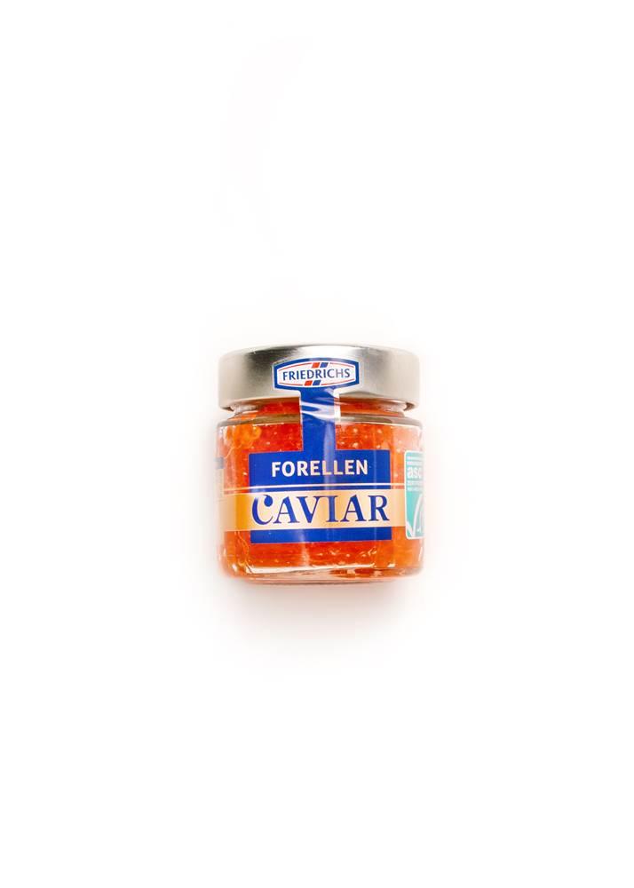 Friedrichs ASC Forellen-Caviar frisch