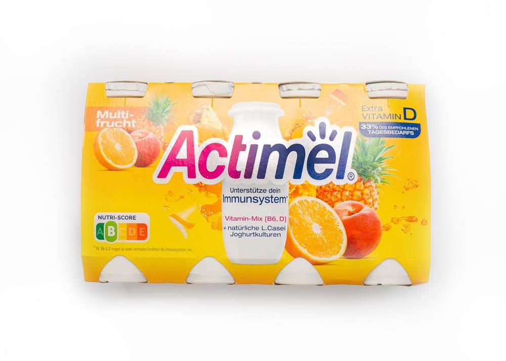 Actimel Drink Multifrucht frisch 8er