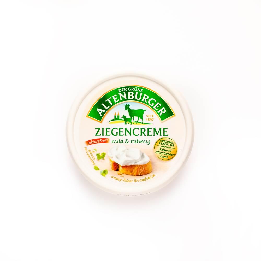 Der Grüne Altenburger, Ziegencreme, mild & fein