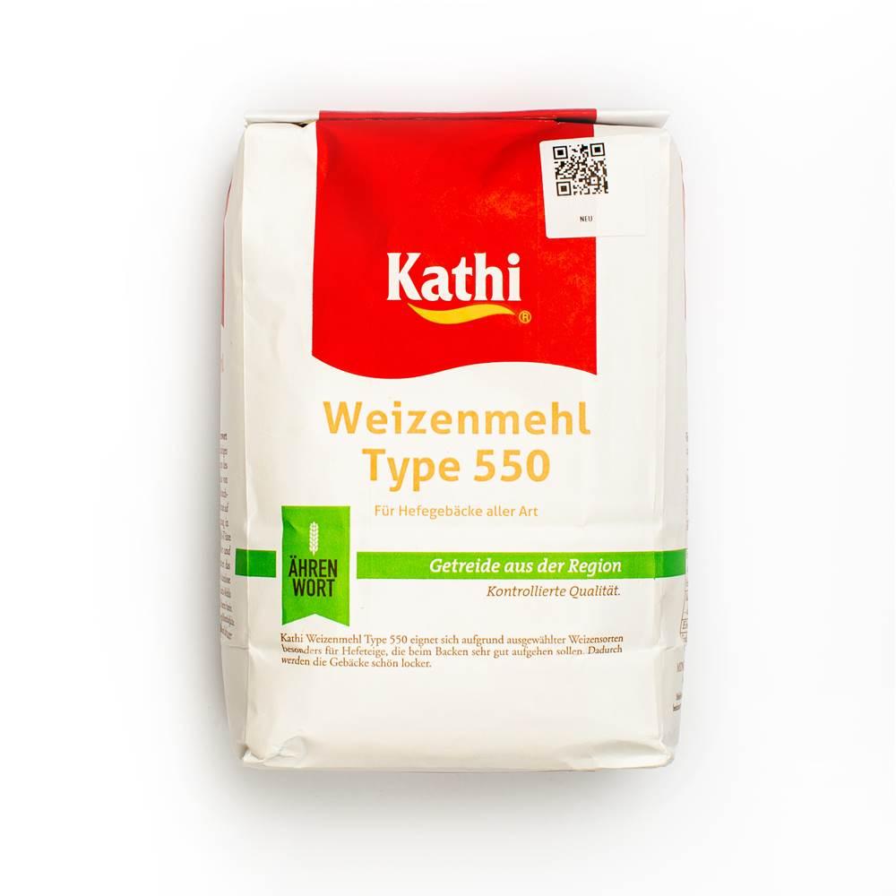 Kathi Weizenmehl Typ 550