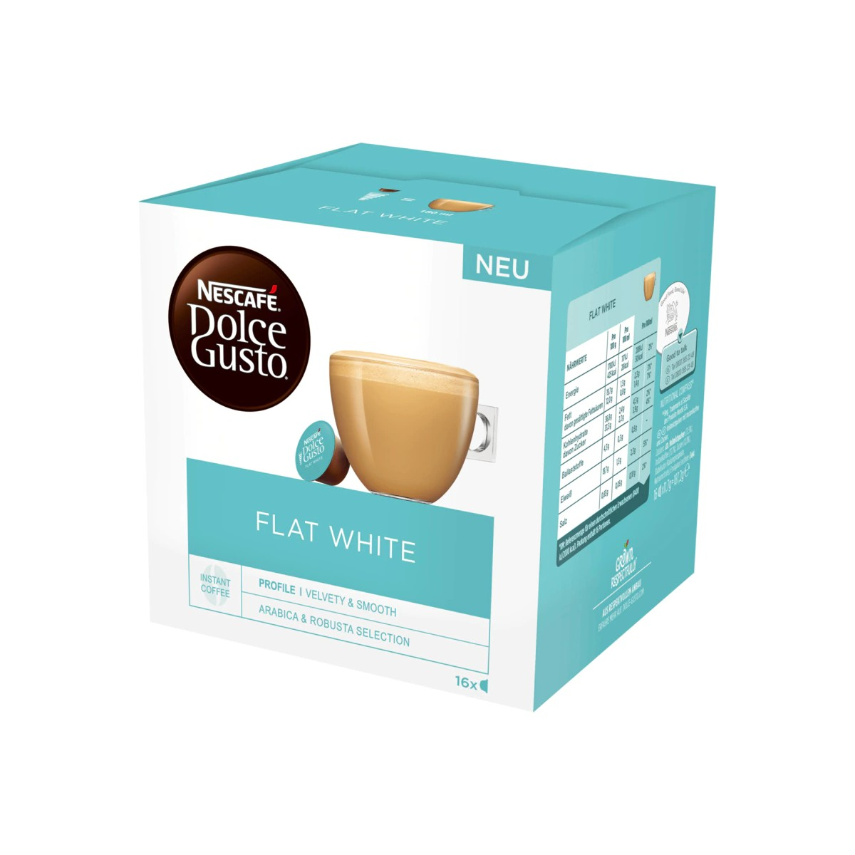 Buy Nescafé Dolce Gusto Flat White in Berlin with delivery