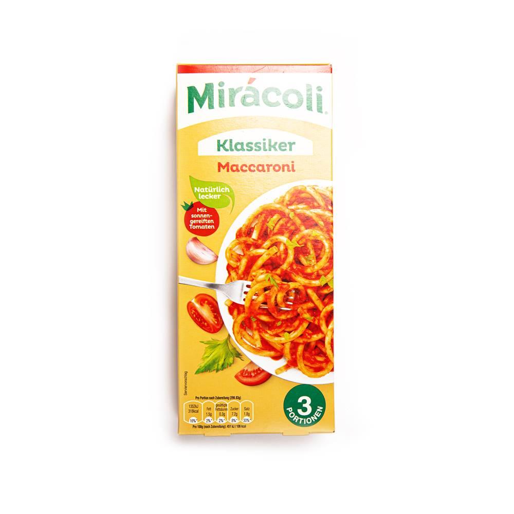 Miracoli Maccaroni 3 Portionen