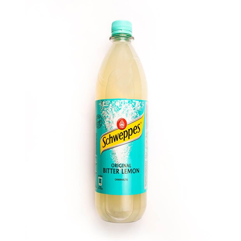 Schweppes Bitter Lemon MW