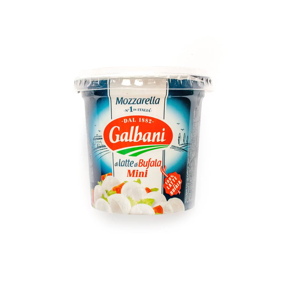 Galbani Mozzarella di latte di Bufala mini