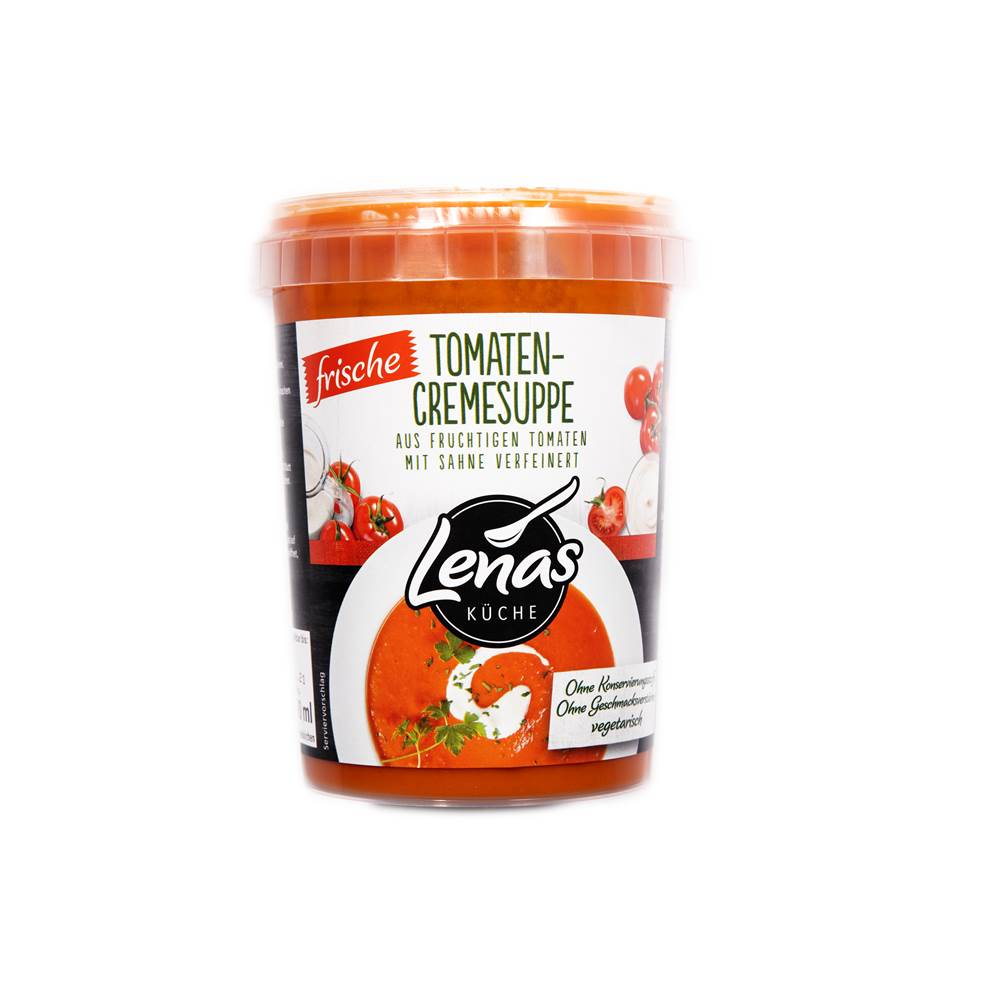 Buy Lenas Küche Tomatencremesuppe in Berlin with delivery