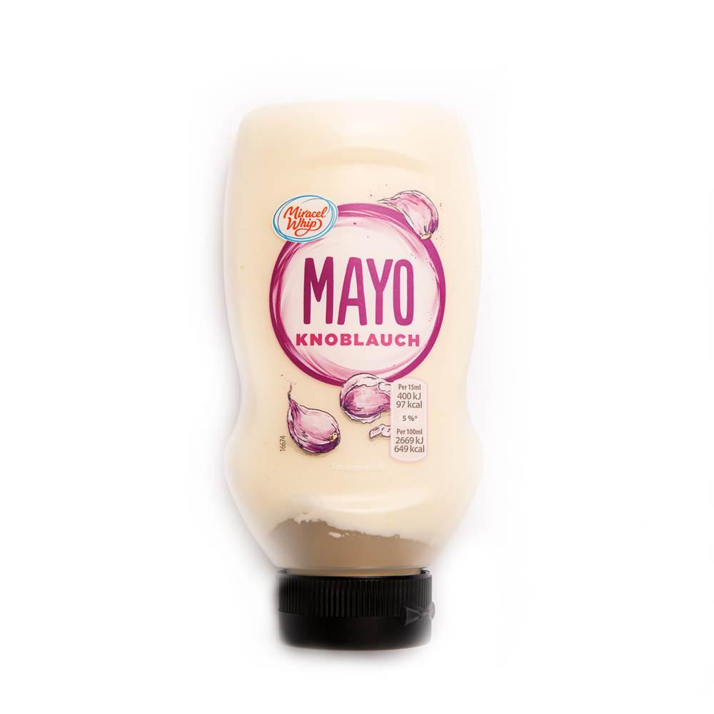 Miracel Whip Mayo Knoblauch